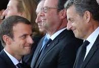 Sarkozy Macron